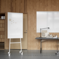 One mobile whiteboard Vit 707 x 1960 x 500 (707 x 1207)